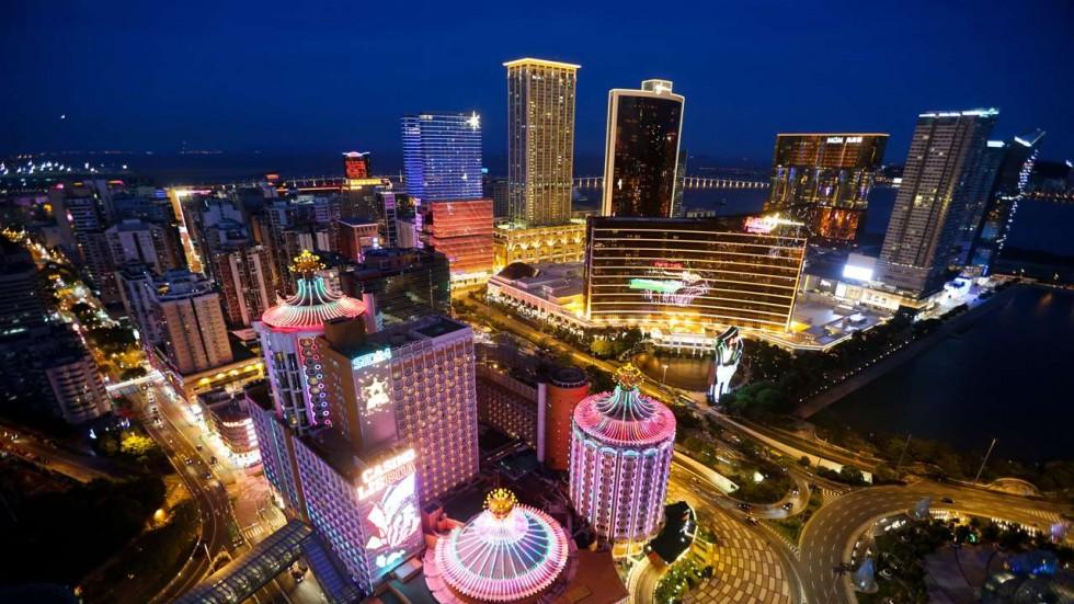 Poker i Macau