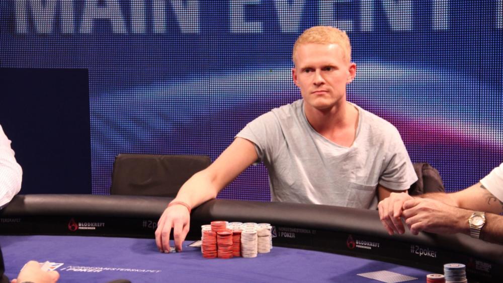Preben Stokkan poker