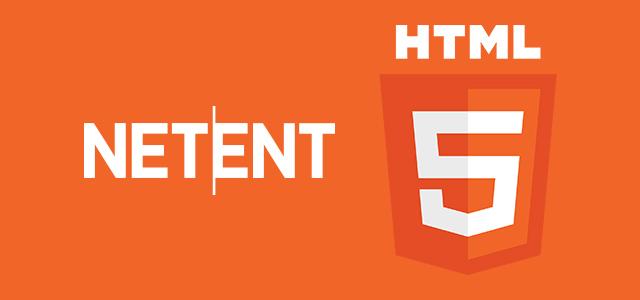 NetEnt oppgraderer fra Flash til HTML5