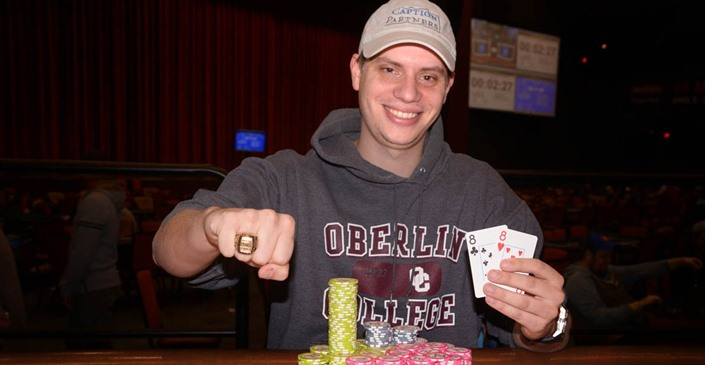 "Jason ""Strassa2"" Strasser vinner WSOP"
