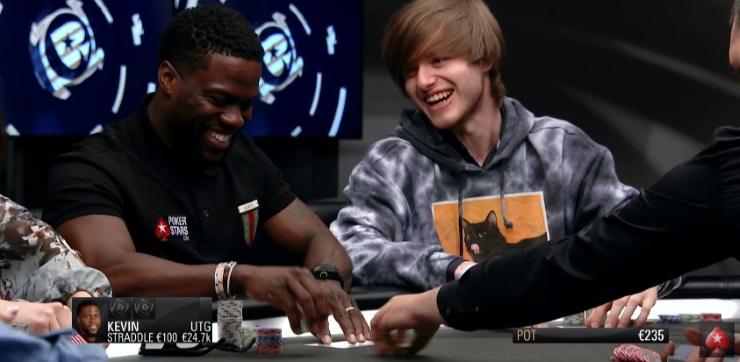PokerStars Championship Cash Challenge med Kevin Hart
